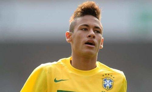 Foto dan Biodata Neymar Da Silva