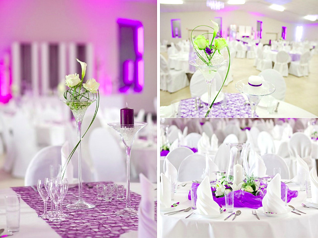 Stunning Wedding Reception Centerpieces Decor Ideas | Wedding-