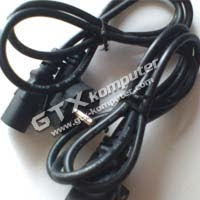 Kabel Power CPU dan Monitor - Image by www.gtx-komputer.com