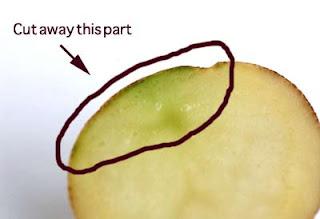 احذر من هذا الخضار الموجود على حبه البطاطس فانه خطير جدا