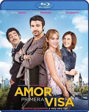 Amor A Primera Visa (2013) BrRip 720p Audio Latino 5.1 1 GB 1 Link Mexican [Firedrive]