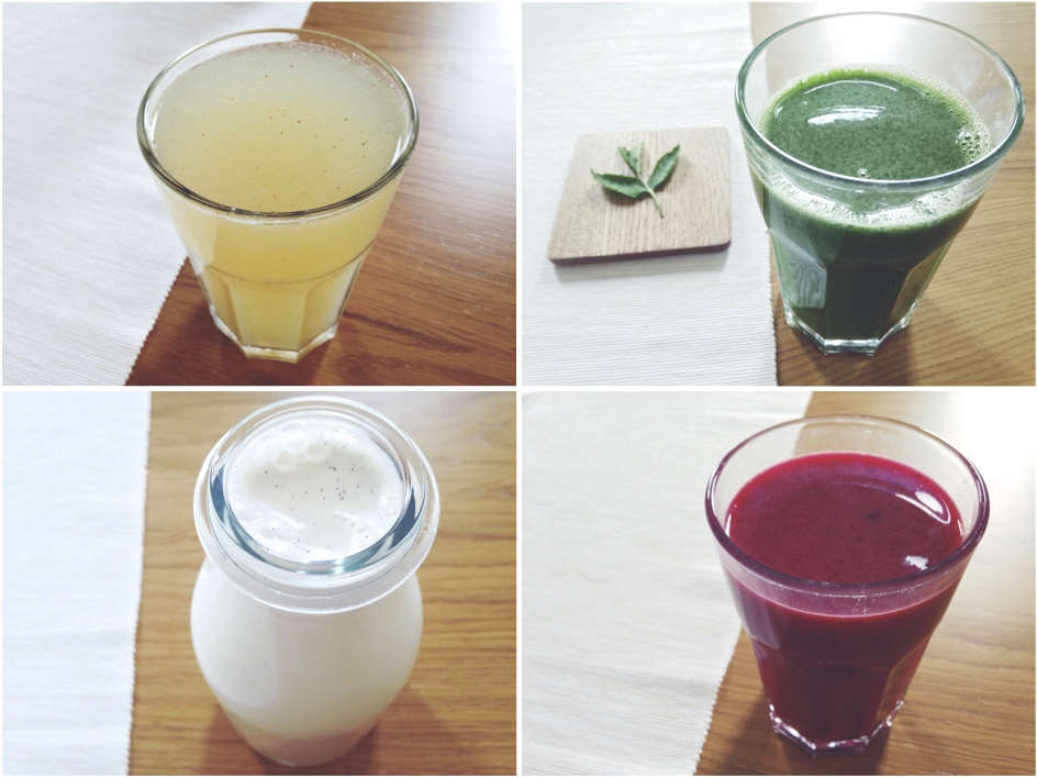 juice cleanse recept