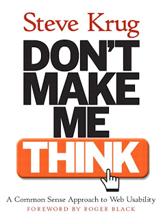 Don't Make Me Think: A Common Sense Approach to Web Usability, 2nd Edition front cover