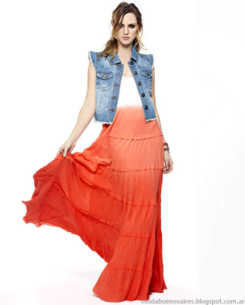 Nucleo Moda primavera verano 2014.