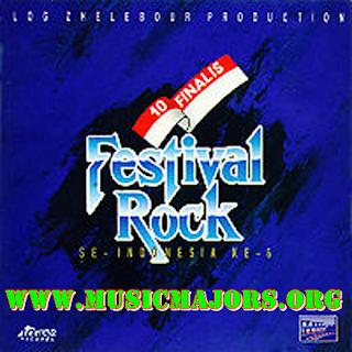 Kompilasi 10 Finalis Festival Rock SeIndonesia VI Tahun 1991 Full Album
