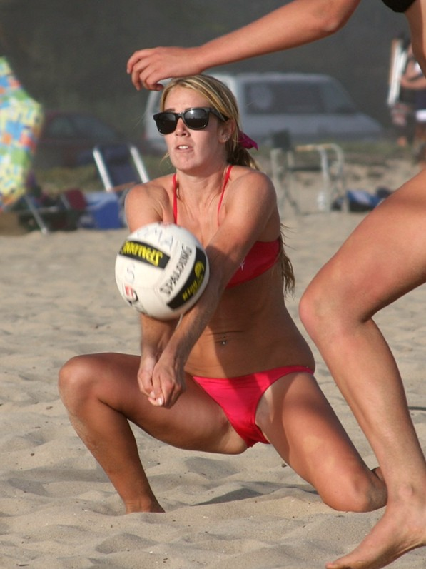 brazil volleyball player pussy slip