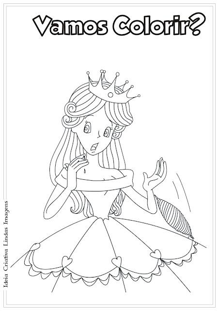 Desenho Jasmine e Aladdin para colorir