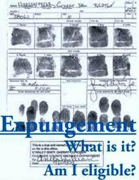 Felon expungement
