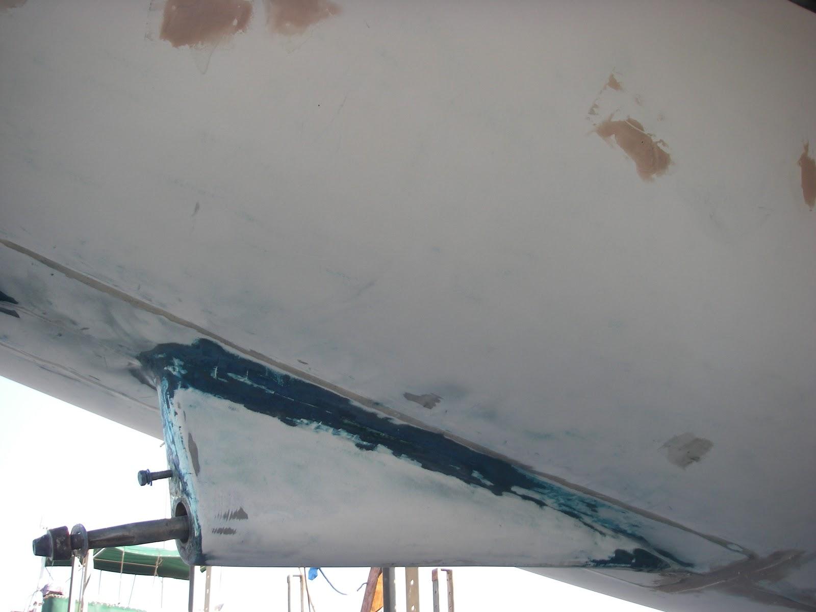Cutlass Bearing 1 Shaft Drive : Tritonboatwork cutlass bearing replacement