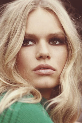 Anna Ewers Harper's Bazaar Magazine May 2015 Photo Shoot