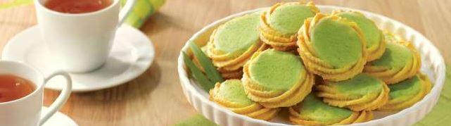 Resep Cara Membuat Kue Bolu Cookies ala Blueband Yang Enak