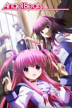 Angel Beats! Mp4 completo Mega.nz