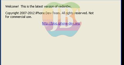 Cara Jailbreak iPhone dan iPod Touch iOS 6.1.3 dengan Redsn0w | Cara ...