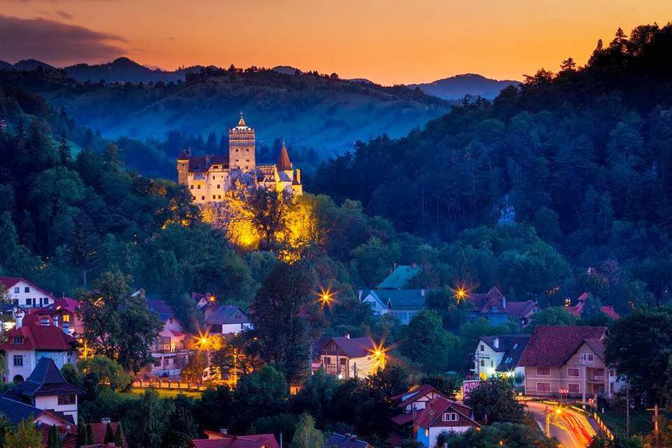 Souvent Guide Francophone Roumanie . Guide Touristique en Roumanie  LJ25