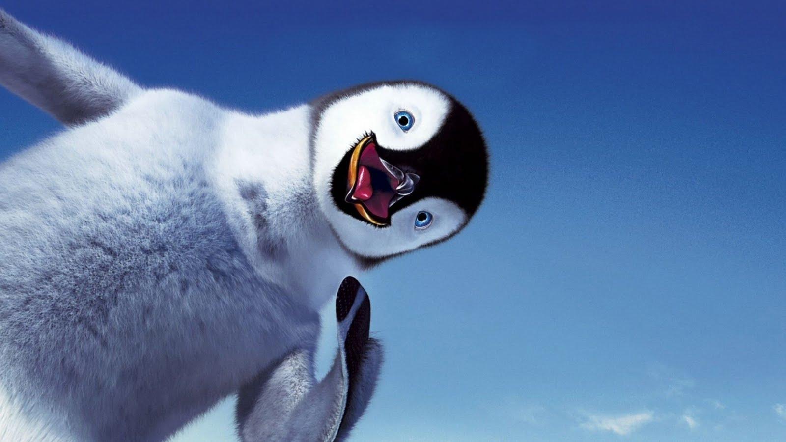 Happy Feet 2 3D HD Wallpapers Cartoon Wallpapers