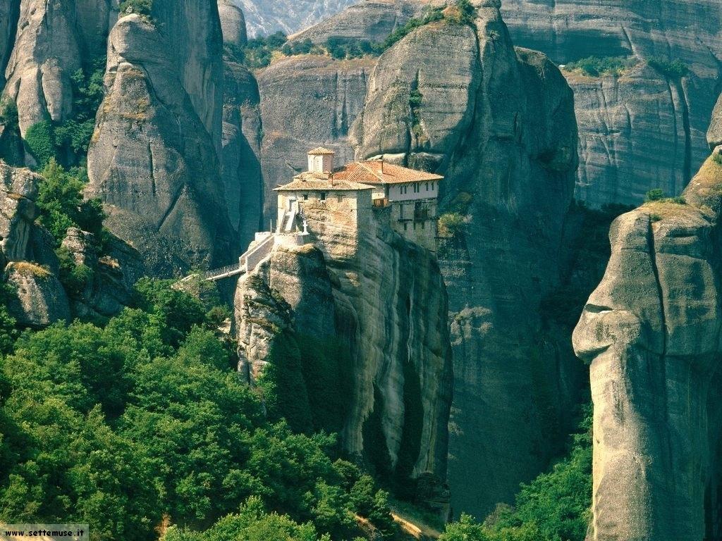 La grecia meteora grecia mare vacanze viaggi for Grecia vacanze