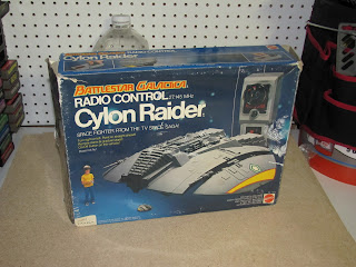 RC Cylon Raider