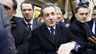 Nicolas Sarkozy revient à la tête de l'UMP