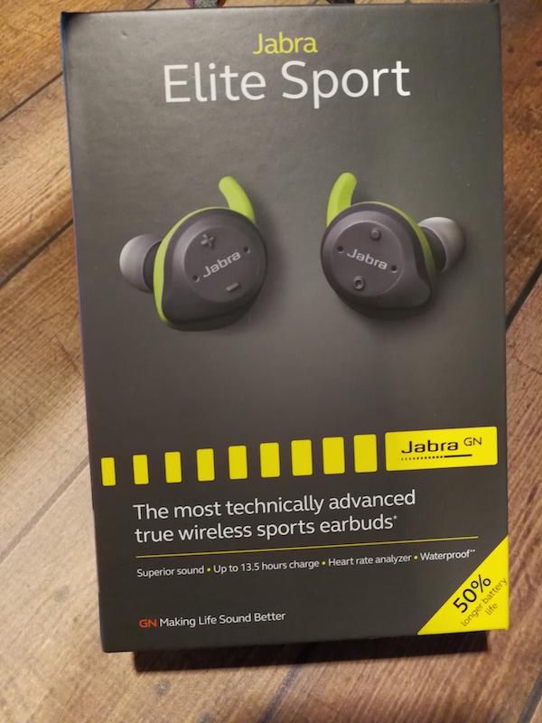 Jabra Elite Sport Giveaway
