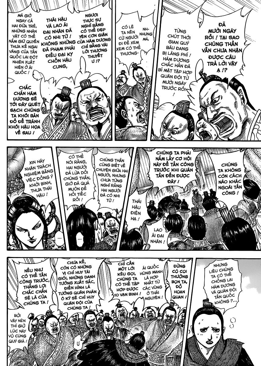 Kingdom - Vương Giả Thiên Hạ Chapter 410  page 6 - IZTruyenTranh.com
