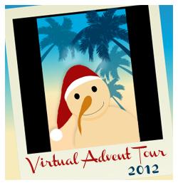 virtual advent button