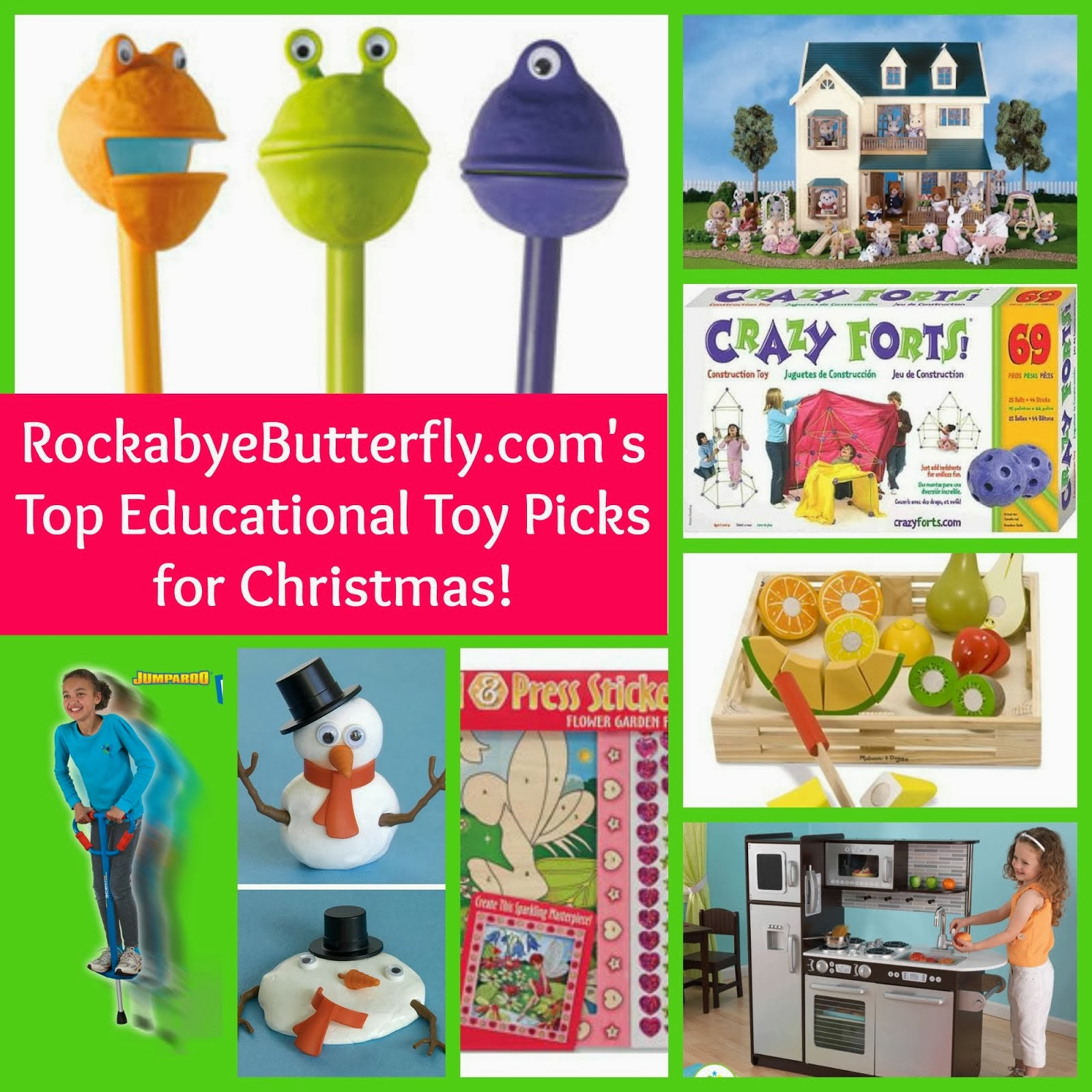 Our Top Toy Picks!