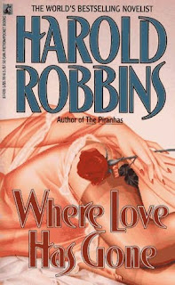 Where Love Has Gone (published in 1962) - a book that resembles a murder story