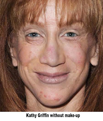 Kathy Griffin on No Makeup  No Kidding  Emmy Star Kathy Griffin   S Surprising