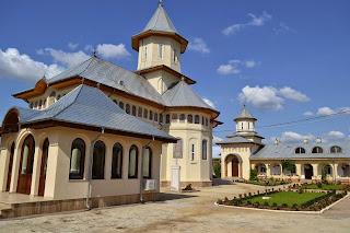 Manastirea Tudor Vladimirescu- biserica