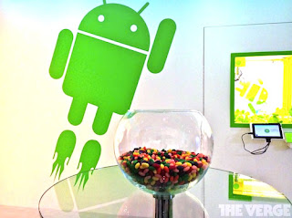 Android 5.0 Jelly Bean Coming in 2012