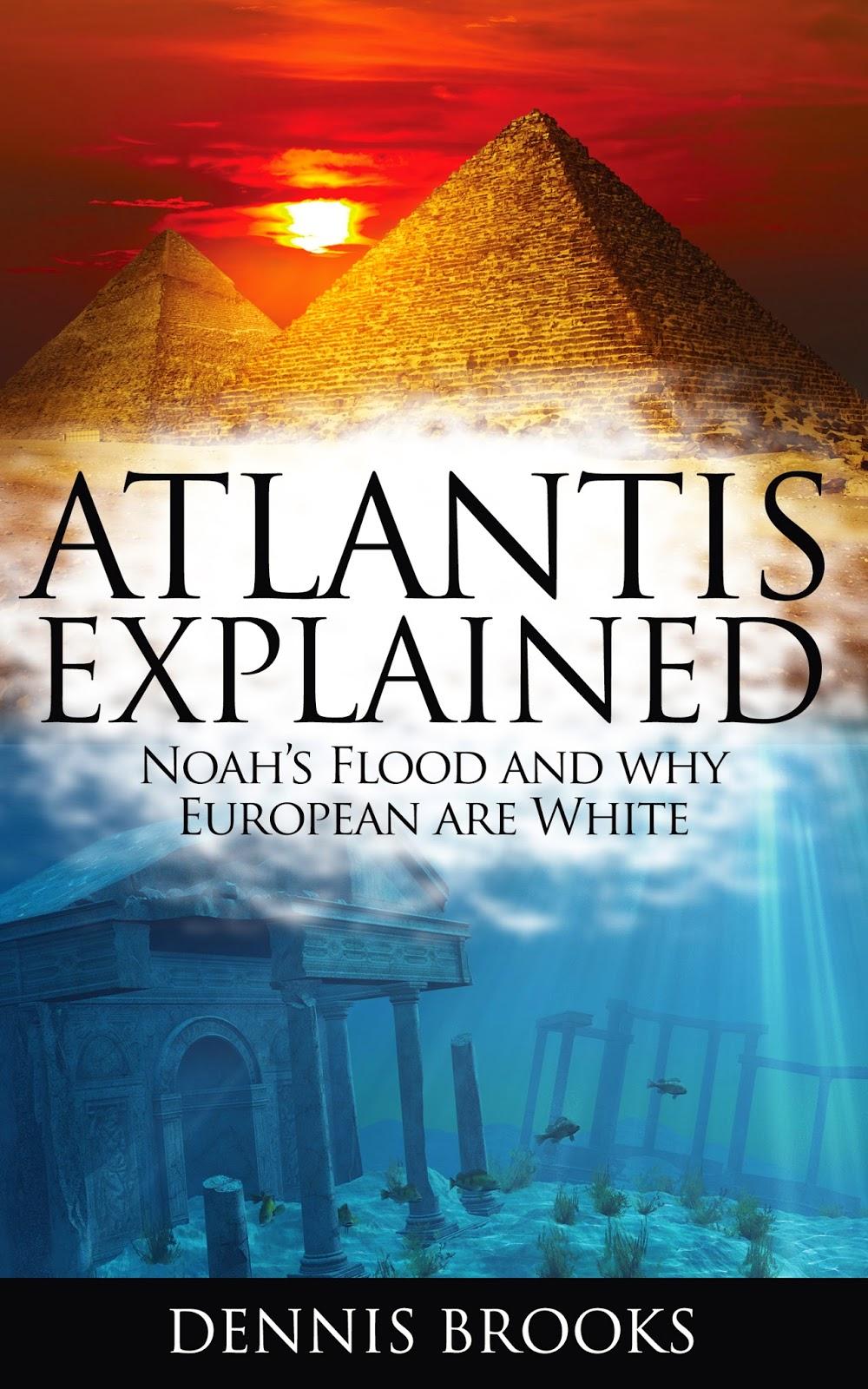The Hidden Secrets of Atlantis, Noah Floods  and  Europeans color