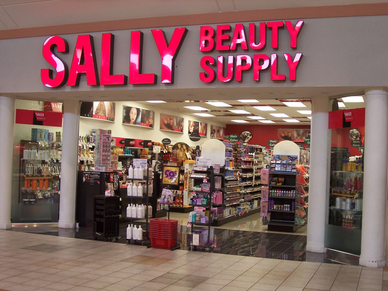 Sallys Beauty Supply