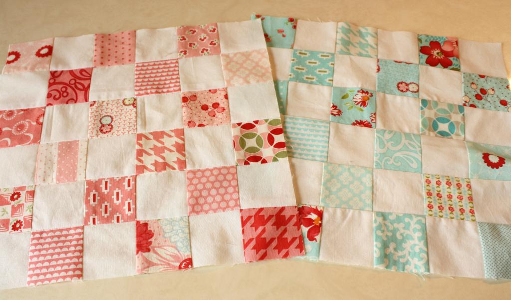 Why Not Sew?: Honey Bees, Granny Squares and Simple Patchwork : simple patchwork quilts - Adamdwight.com