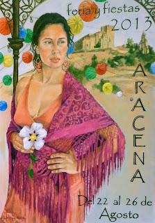 Aracena - Feria 2013 - Lola Romero