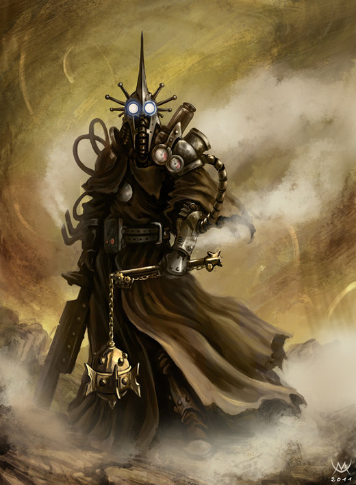 Steam Witch King por maxarkes