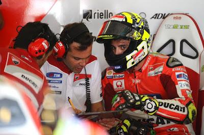 Marco Rigamonti: Ini Baik Buruknya Andrea Iannone