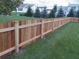 Деревянный забор. Фото 31