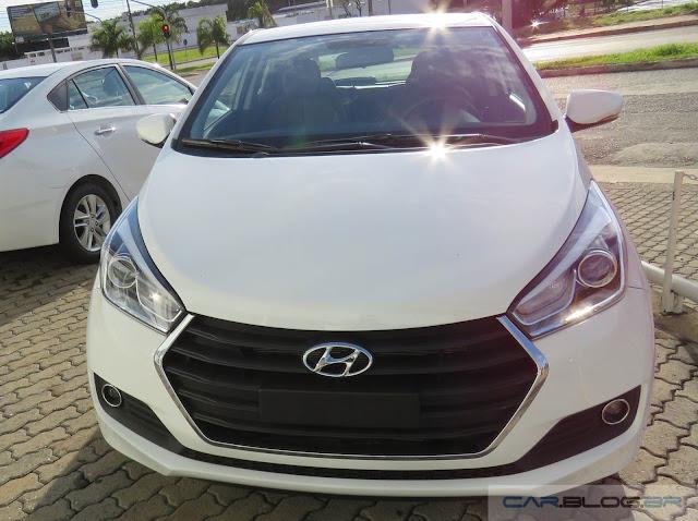 Hyundai HB20 2016 Premium 1.6 Automático - Topo de Linha