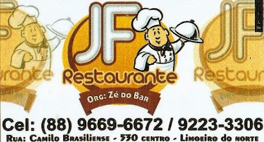 RESTAURANTE ZÉ DO BAR
