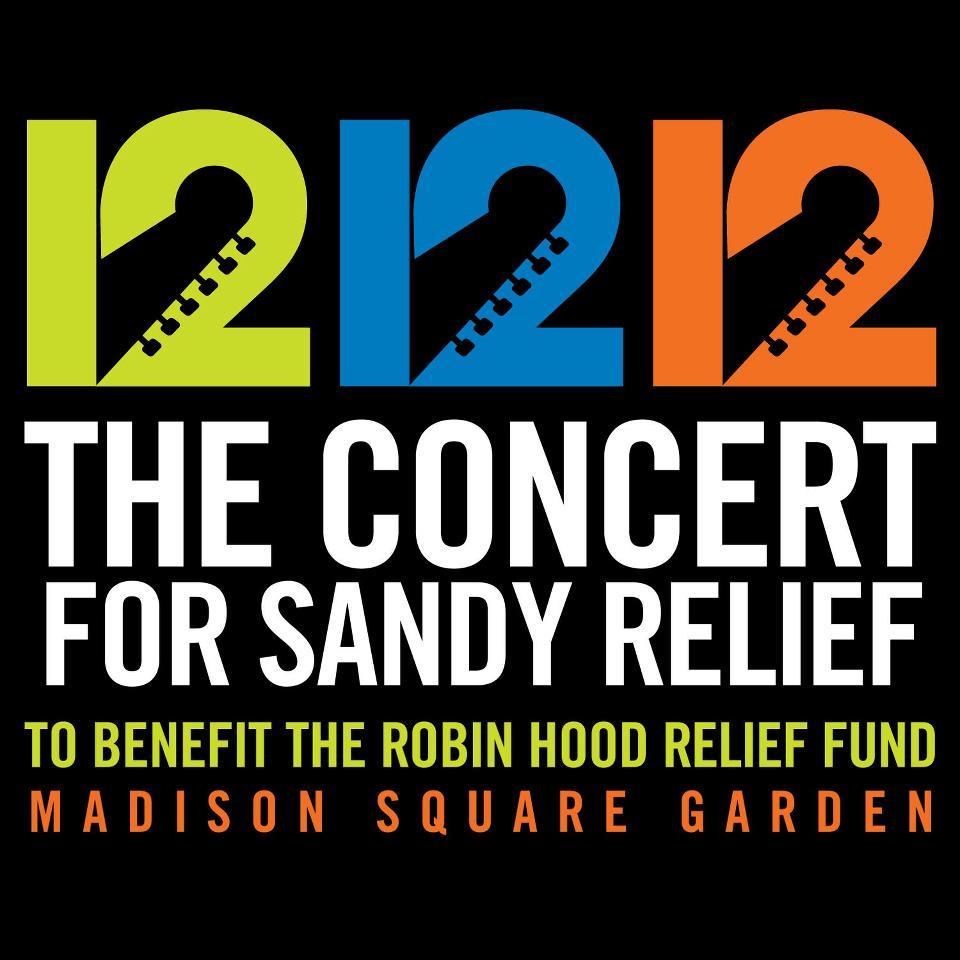 Gesammelte Werke Und Musik 121212 The Concert For Sandy Relief