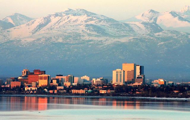 Holiday Fans travel the World RTW -family activities Budget Travel Alaska