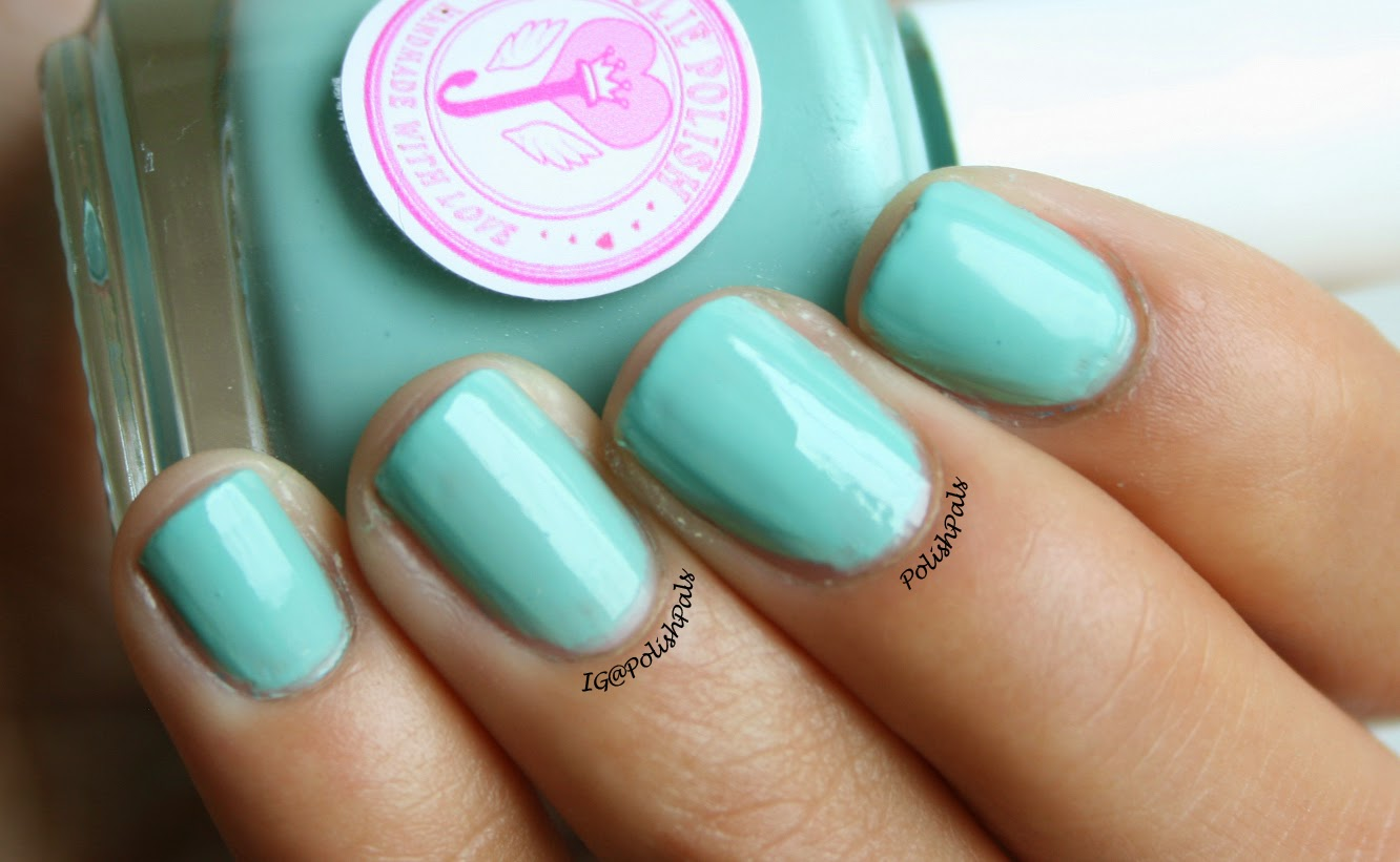 Teal Me This Looks Good by Jolie Polish