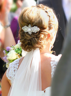 Wedding Hair Comb Jewellery