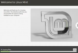 Pasos para Instalar Linux Mint 15, con Cinnamon