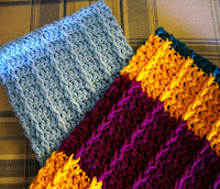 jpfun.com: Front Post and Back Post Double Crochet