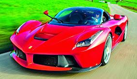 Foto dan Gambar Mobil Sport Ferrari LaFerrari_5