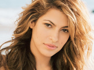 Hot Model Eva Mendes Photo picture collection 2012