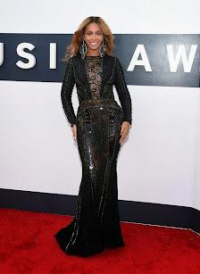 Beyoncé en los premios MTV Awards 2014.