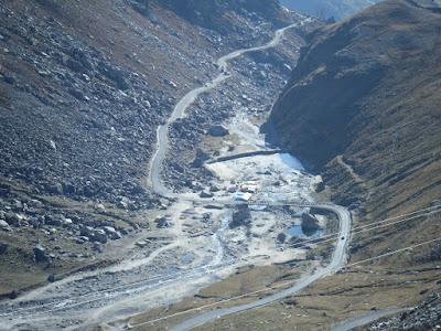 mountain in Ladakh City