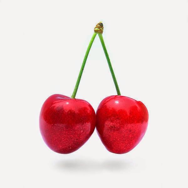 gambar buah cherry